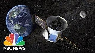 NASA's TESS planet-hunting