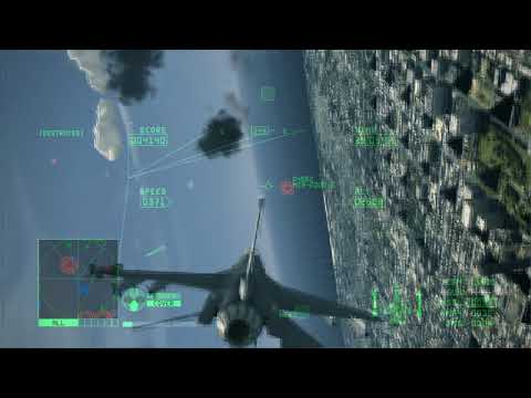 Communauté Steam :: Vidéo :: Ace Combat 6 FINALLY IN-GAME Vulkan