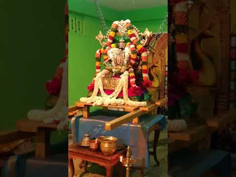 Vattavilai Then Tirupati Yoga Narasimhar Unjal Sevai 12-04-2018