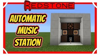 Jukebox Disc Selector, Clock & Randomizer [Minecraft Bedrock