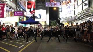 Gambar cover BTS( 방탄소년단) - FIRE (불타오르네) Dance Cover || Halloween Special Flash Mob by SNDHK