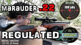 Benjamin Marauder .22 Regulated - FULL REVIEW
