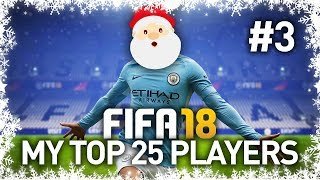 MY TOP 10 PLAYERS - THE TOP 3 BEGINS! #3