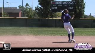 Justus Rivera