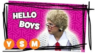 School Girl Acts Older to Impress the Boys | You're Skitting Me S2
