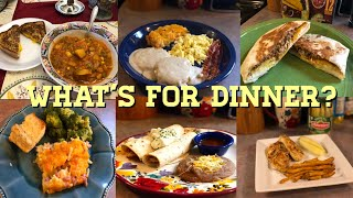 What's for Dinner?| Family Meal Ideas| September 3-9, 2018