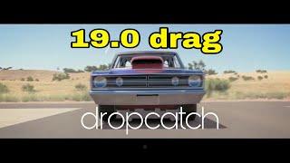 Forza horizon 3 dodge dart dropcatch drag tune  (19.086sec) drag