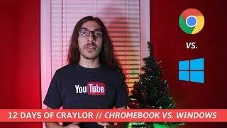 What Is a Chromebook? [Chromebook vs. Windows] | Day 4