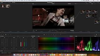 Небольшой разбор монтажа и цветокоррекции ролика для Relax Park Verholy