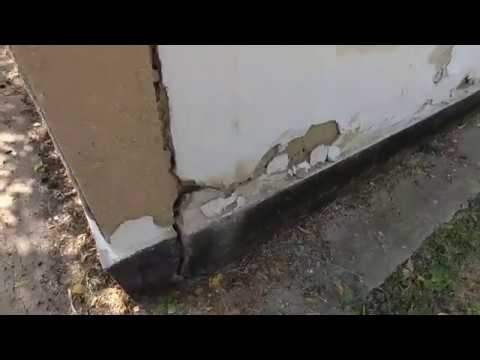 ремонт старого дома - мазанки (2 часть)