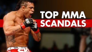 Top 10 Scandals In MMA History