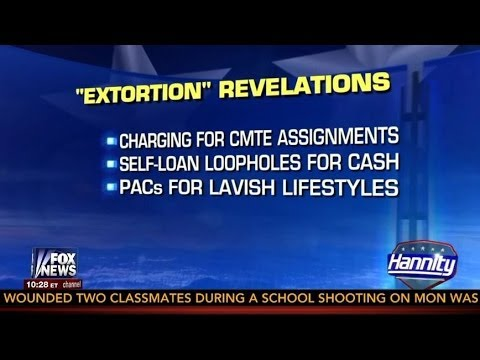 Extortion • From Capitol Hill to the White House • Hannity
