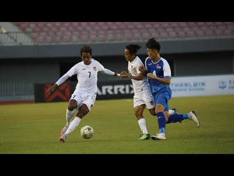 #AsianQualifers - Group F: Myanmar 1 - 0 Mongolia ...