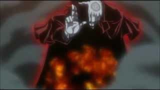 "Video thumbnail of ""Hellsing skrillex Ruffneck (full Flex) [AMV]"""