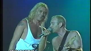 DEF LEPPARD - MAKE LOVE LIKE A MAN - LIVE ECUADOR 1997