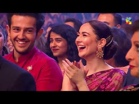 Best Moments   Noman Ejaz   Kashmir 7th HUM Awards   HUM TV