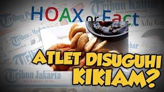 Hoax or Fact : Atlet SEA Games 2019 Disuguhi Makanan Berbahan Babi dan Ikan?