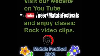 Matala Festival  60s,70's  pop music Mix.wmv