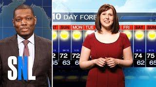 Weekend Update: Dawn Lazarus on Memorial Day Weekend - SNL