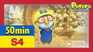 [Pororo S4] Full episodes #1 - #5 (55min) | Kids Animation | Animation Comliation | Pororo