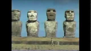 UFO大学よりモアイ巨石像の紹介です