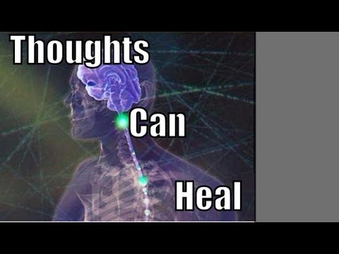 How to Heal Yourself With Thoughts