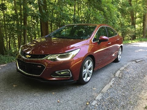 2016 Chevrolet Cruze RS – Redline: Review