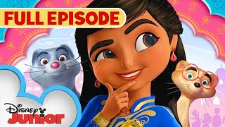 The Case Of The Royal Scarf🧣| Full Episode | Mira, Royal Detective | Disney Junior