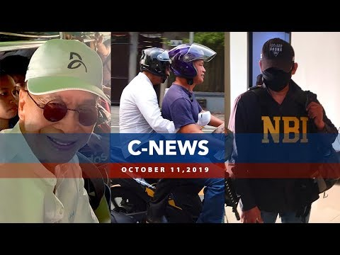 [UNTV]  UNTV: C-News (October 11, 2019)