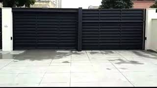 Telescopic Tandem Gate | Mulholland Security Los Angeles 1.800.562.5770