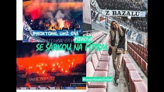 SE ŠÁRKOU NA FOTBAL: AC Sparta Praha - FC Baník Ostrava