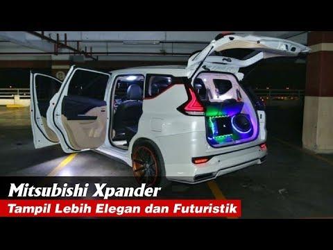 Mitsubishi Xpander Tampil Lebih Elegan dan Futuristik