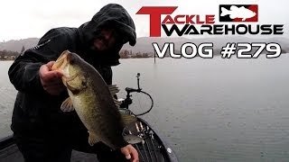 Fishing New G. Loomis, Jackall, & Shimano Products W/ Jared Lintner On Clear Lake Part 1 - VLOG #279