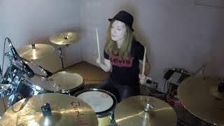 Organek  Mississippi W Ogniu I Ania Tkaczyk Drum Cover