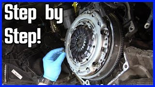 Clutch and Throwout Bearing Front Wheel Drive