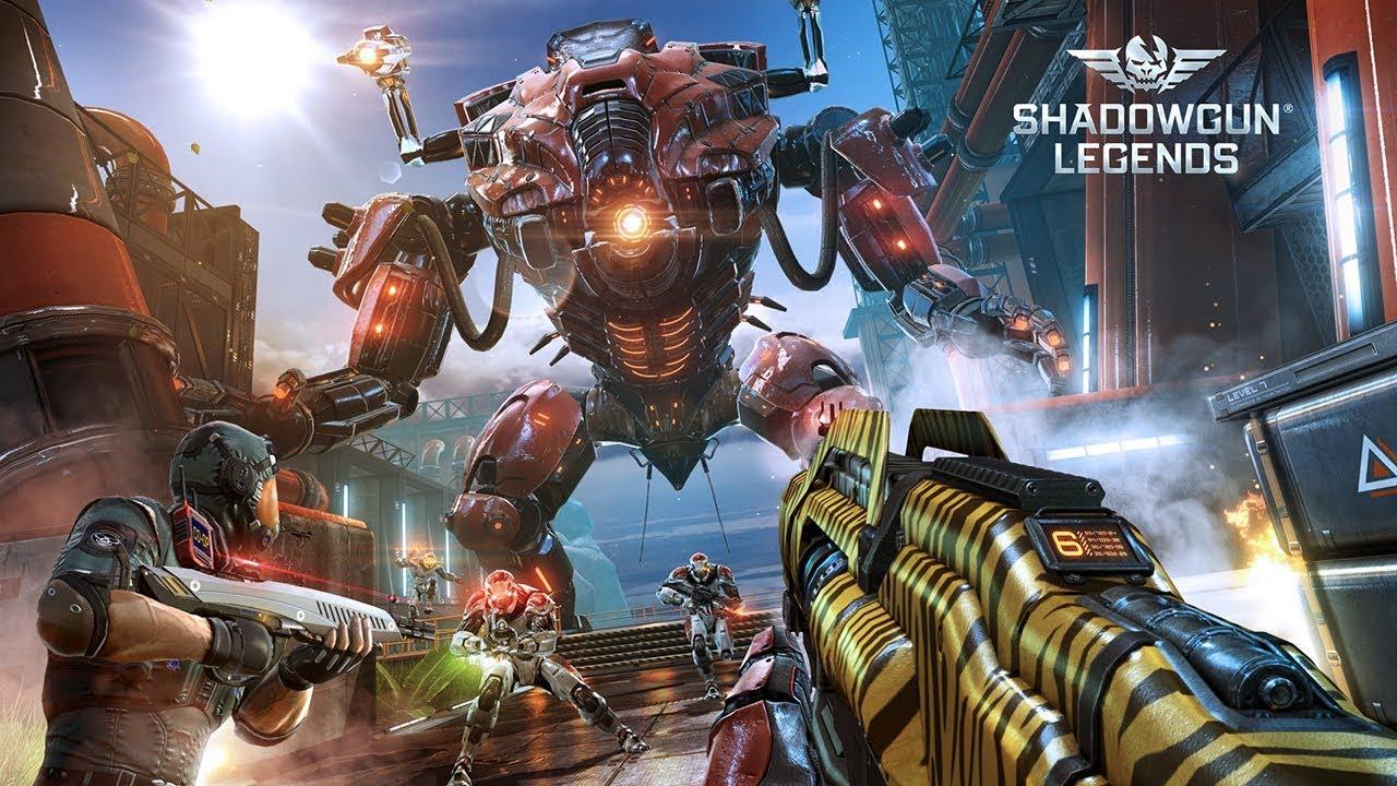 Shadowgun Legends by MADFINGER Games
