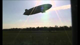 preview picture of video 'Vol Zeppelin, Oberschleissheim'