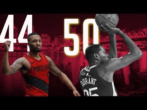 GS Warriors vs Portland Trail Blazers full game breakdown