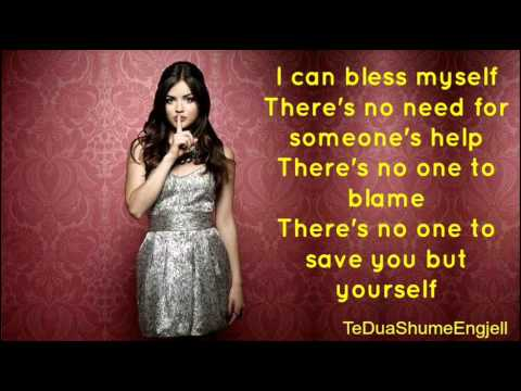 Bless Myself - Lucy Hale