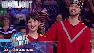 Billy Crawford reveals his favorite body part of Coleen Garcia | Minute To Win It