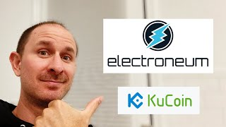 How To Buy Electroneum (ETN) on KuCoin - Electroneum Tutorial #ETN