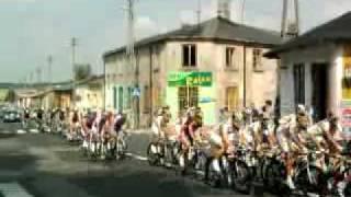 preview picture of video 'Tour de Pologne 2010 Etap 2. - Kamieńsk'