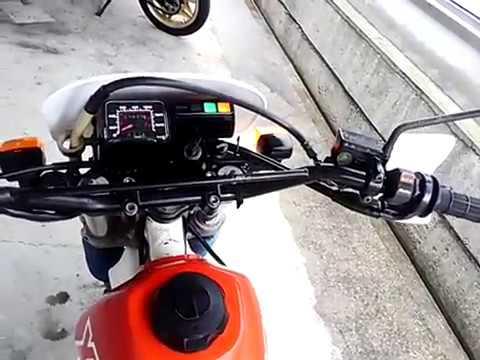 XLR250/ホンダ 250cc 愛媛県 R3GARAGE