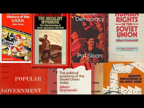 Book Recommendations 6: How Did The USSR Work?