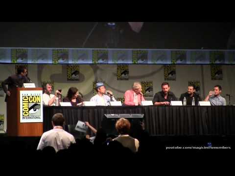 MOVIES : The Hobbit - Comic-Con 2012 Panel Video