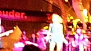 Julianne Hough live in Las Vegas 4-3-09