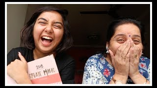 My Mom Answers Your Questions! | #SawaalSaturday | Happy Mothers' Day!