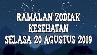 Ramalan Zodiak Kesehatan Selasa 20 Agustus 2019
