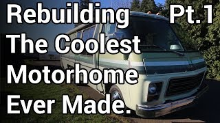 Building The Best Damn GMC Motorhome Ever - Beginnings & Explanations