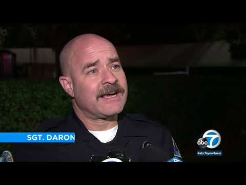 Arson suspect stopped by good Samaritans in Anaheim Hills | ABC7